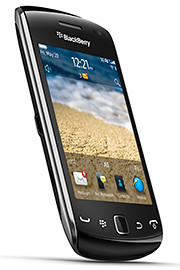 The 9380 is the first BlackBerry Curve smartphone with a touch display.