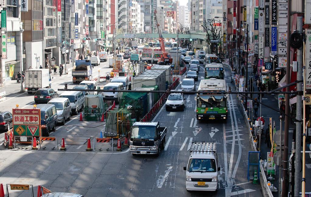 Shibuya Route