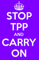 Stop TPP and Carry On