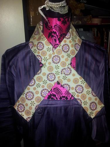 Collar for my furisode juban