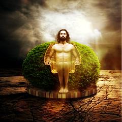 temple, sunlight, mythology,