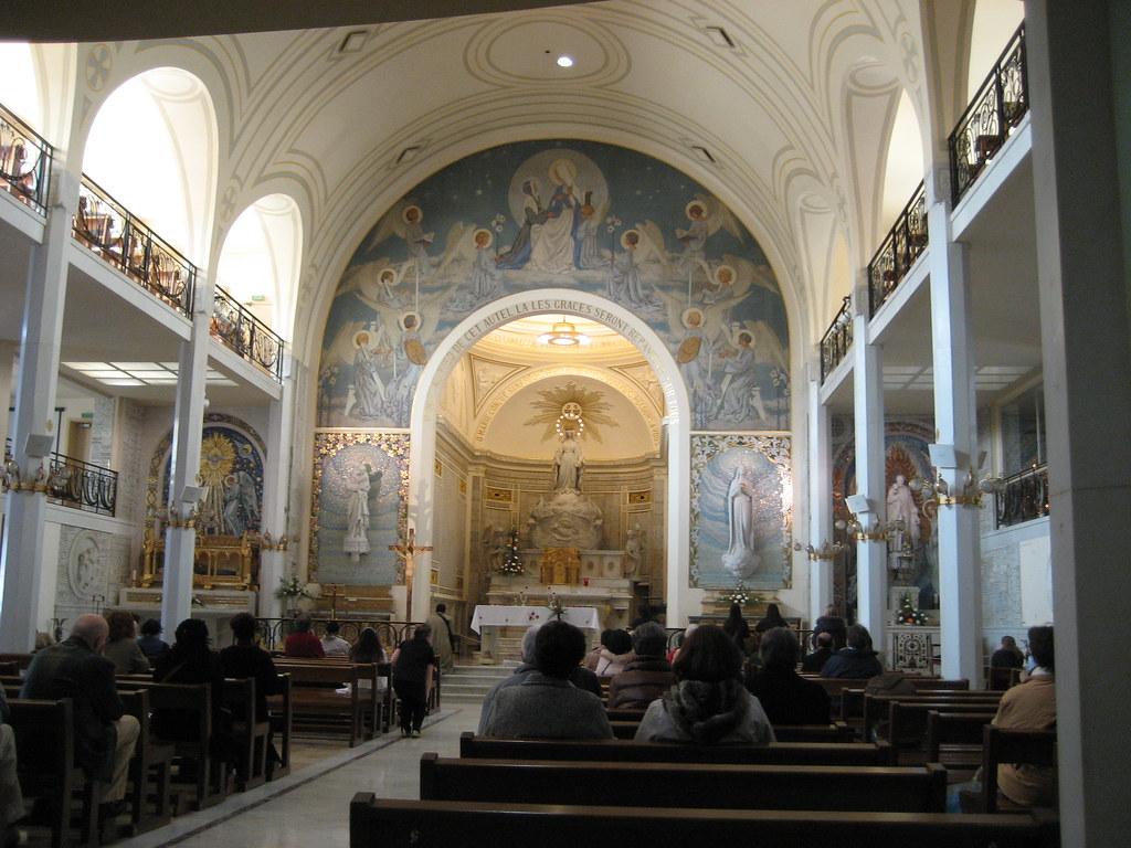 La Chapelle Notre Dame de la Médaille Miraculeuse