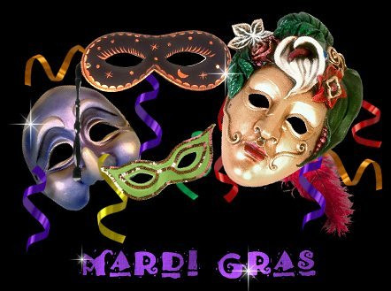 Portland Mardi Gras Party @ East Burn