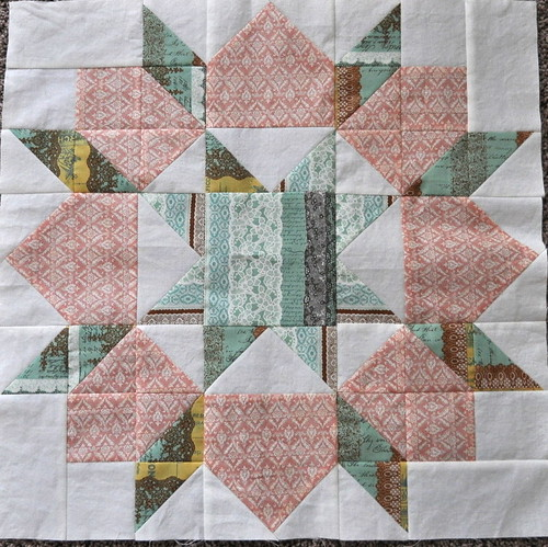 curio swoon block #1