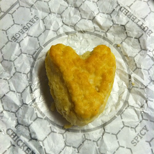 42:365 Valentine's love from Chick-fil-A