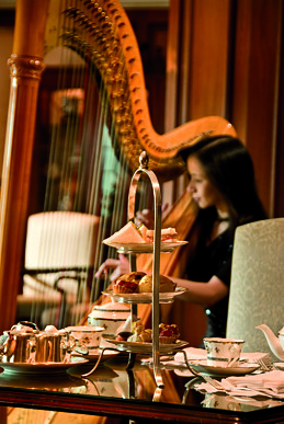 The Lobby Lounge - English Afternoon Tea