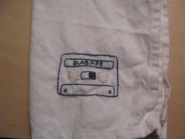 Cassette Hankie