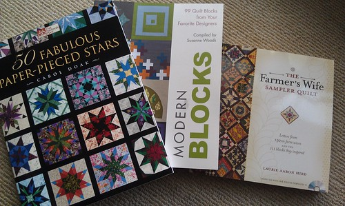 quilting books!!!