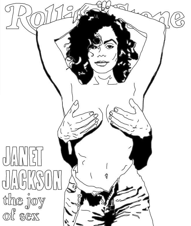 Rolling Stone: Janet Jackson