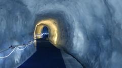 Zermatt - ledovcový palác