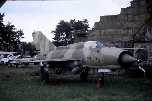 MiG21 22+38
