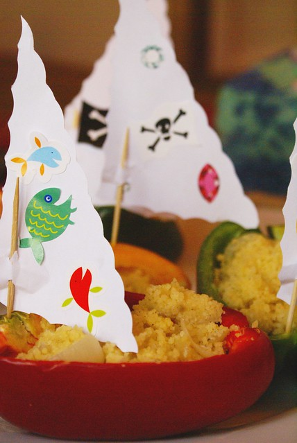 pepper boats