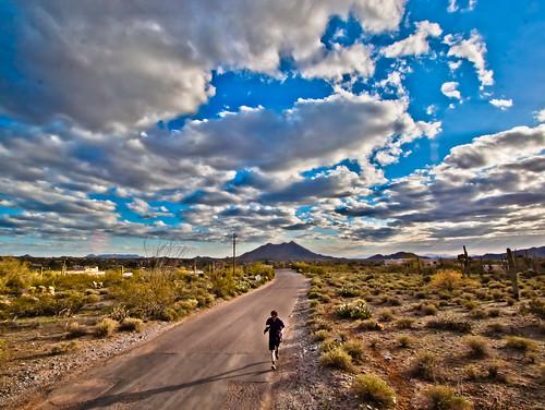 road blue arizona cactus sky 3 green college phoenix yellow creek canon lens landscape rebel concentration driving desert angle zoom quality wide land cave steven douglas hdr prep lightroom brophy t1i stouglas12 cschroeder12