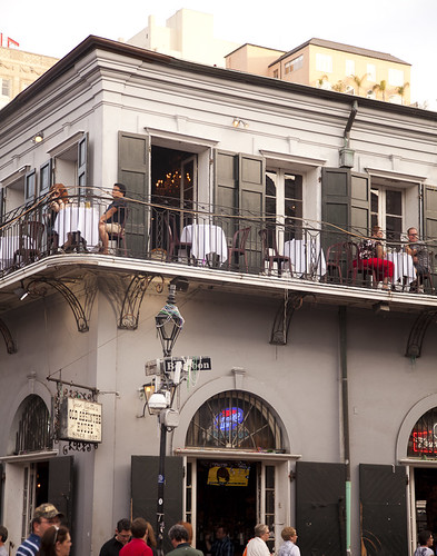 The Old Absinthe House - New Orleans, Louisiana