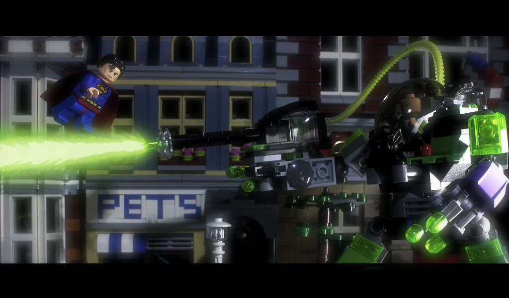 LEGO Superman Vs Lex Luthor