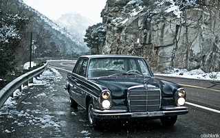 W108 in the Snow (again)