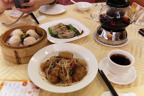 Dim Sum Spread! Har Gow, Yam Cake w/XO, Cheung Fan