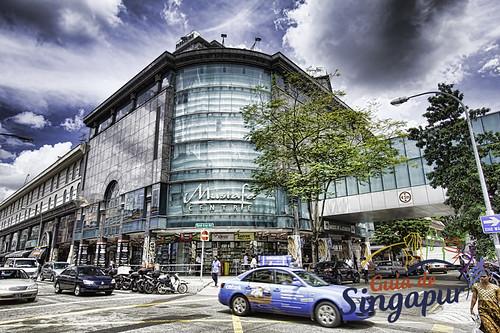 Mustafá Centre, Singapore