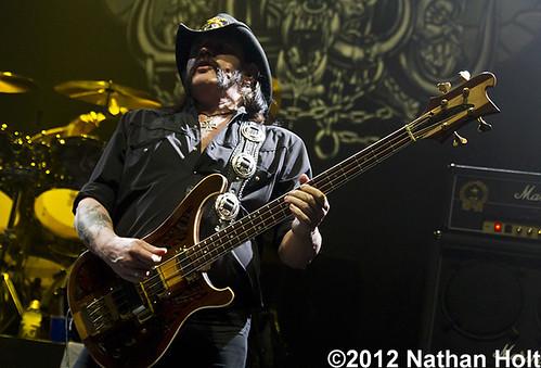Motorhead - 02-09-12 - Gigantour, Palace Of Auburn Hills, Auburn Hills, MI