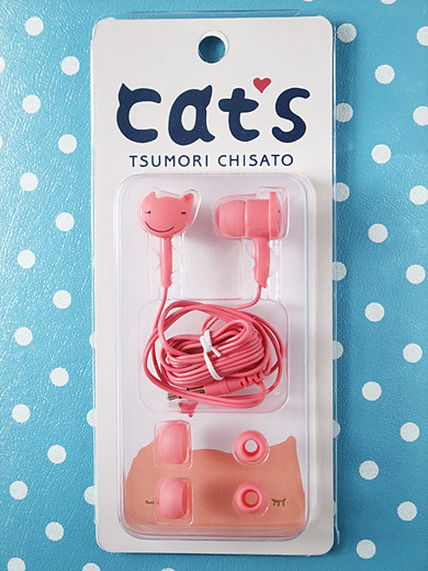 cats earphone 1