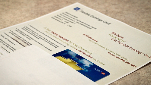 Use a Credit Card That Actually Benefits You (128/365)