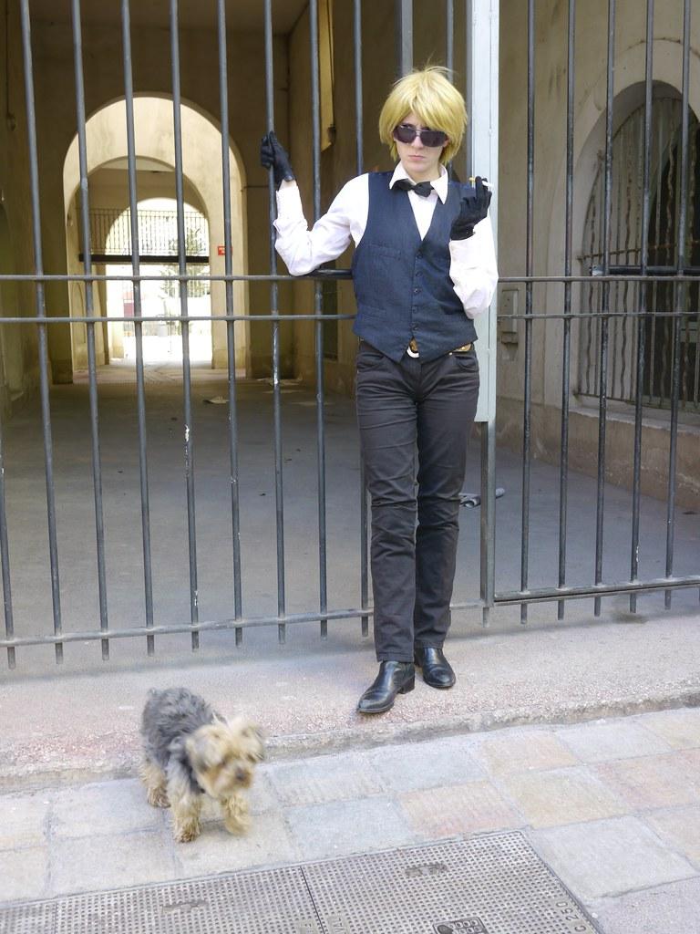 related image - Après-midi Aoi Sora Cosplay - Mesclin Café - Toulon - 2012-04-07- P1370035