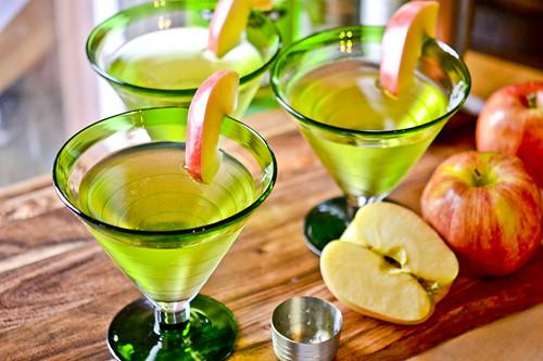 Green Appletinis Recipes — Dishmaps