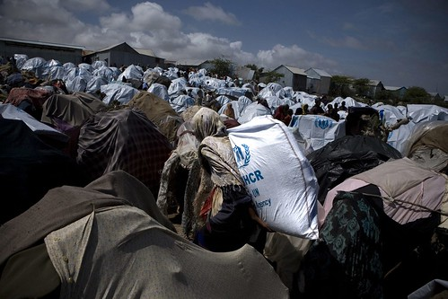 UNHCR News Story: Thousands of Somalis flee renewed clashes into Mogadishu