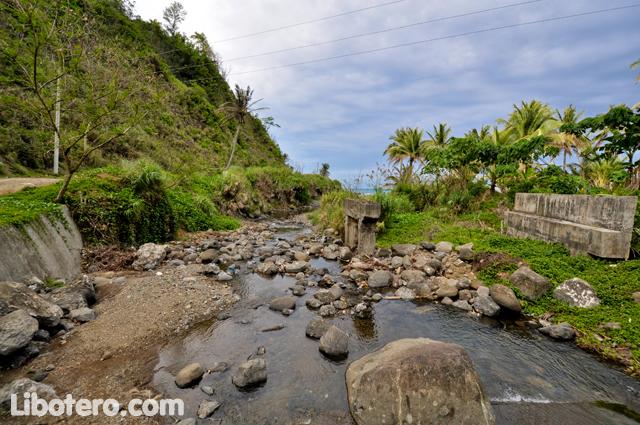 Balagbag Falls, Real Quezon