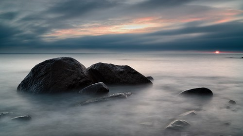 longexposure morning seascape sunrise germany landscape deutschland europe stones balticsea baltic filters rügen ostsee ruegen 16x9 nohdr