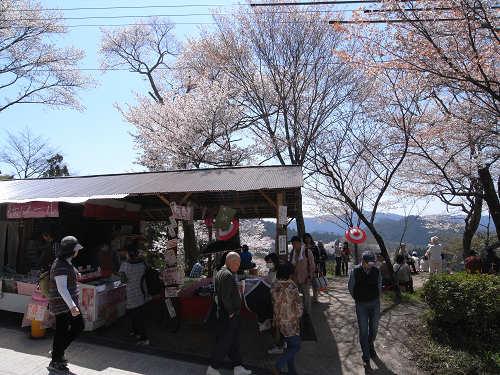 吉野の桜2011@吉野山-15