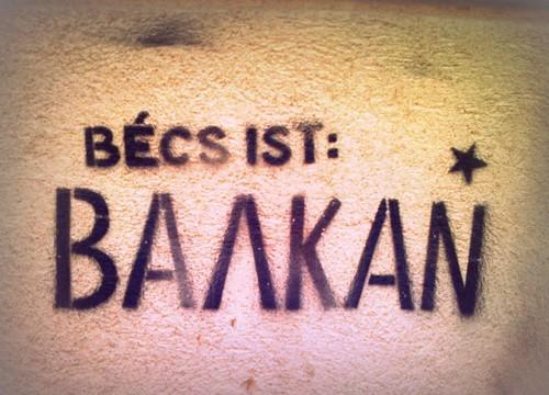 Bécs ist: Balkan