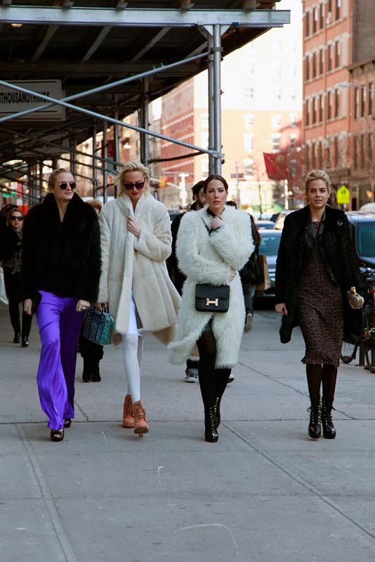 charliesangels nyc nyfw street fashion style