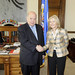 Secretary General Meets with Italy's Under-Secretary of State for Foreign Affairs
