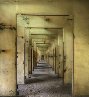 Abandoned power plant  :