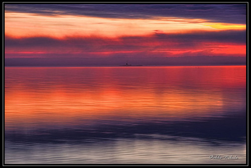 lighthouse lake water sunrise tampere syksy näsijärvi majakka auringonnousu