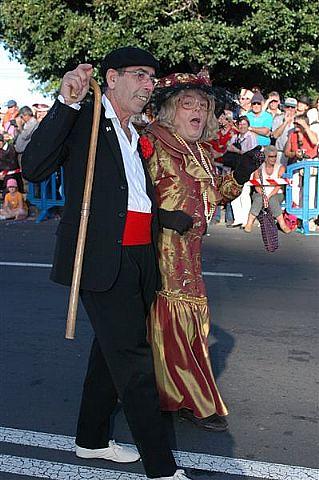 Don Ciruelo y Doña Croqueta