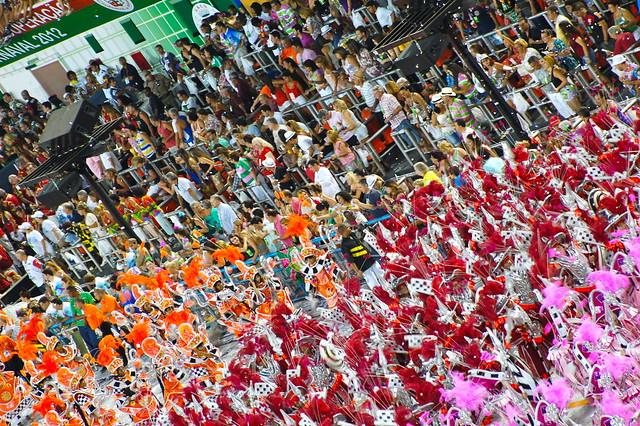 Rio's Carnival: Sao Clemente15