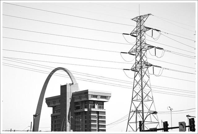 Arch And Power Lines 2012-02-25 1