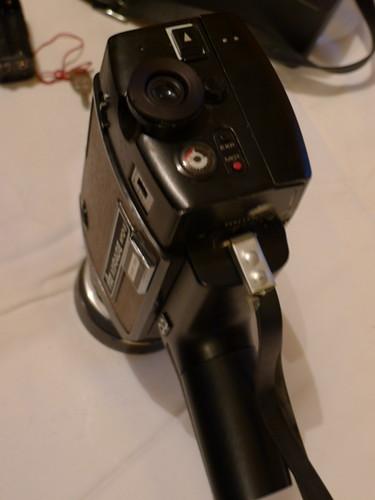 camera super 8 IFBA MIRAGE M10S synchro sound by angelarune