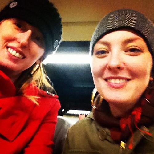 Le subway, late night