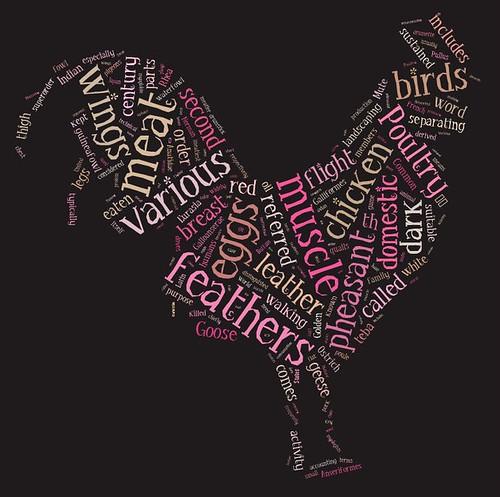 Susan von Struensee, Art and Agriculture Series - poultry