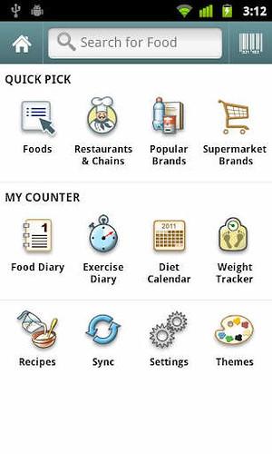 4. Calorie Counter