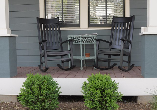 Front Porch Rocking Chairs Flickr Photo Sharing