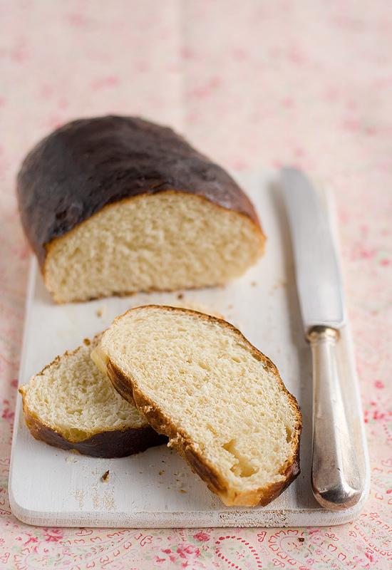 Pan para torrijas. Receta de torrijas