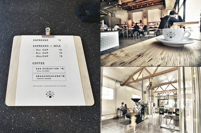 handsome coffee roasters grand opening