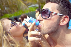 Rave Juice at Surfcomber
