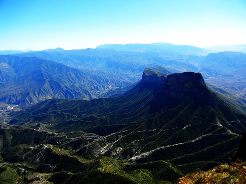 Cuatro Palos - Cerro de la Media Luna