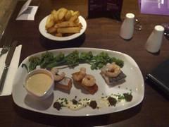 Seagoe Hotel Seafood Medley