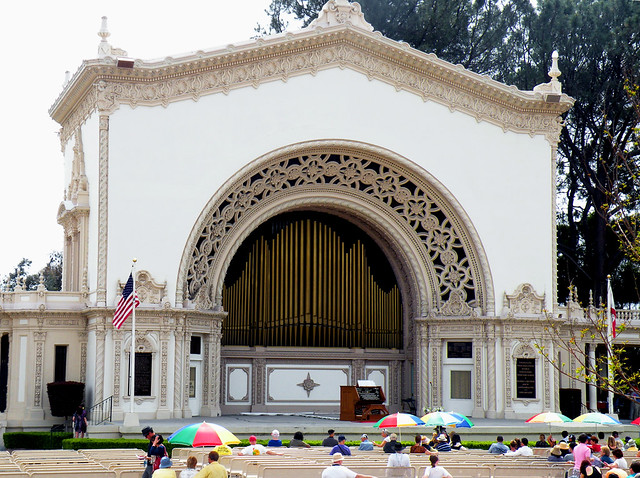 Spreckles Organ
